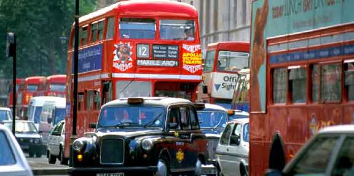 Haulage in London