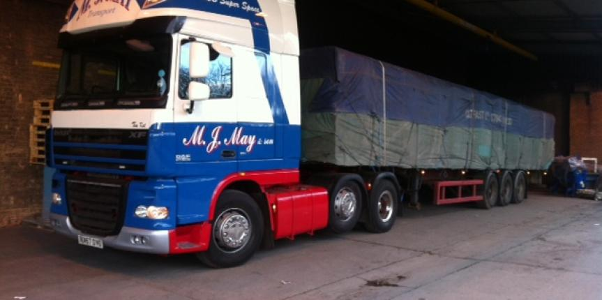 The General Haulage Industry Could Lead the Way for Economic Growth